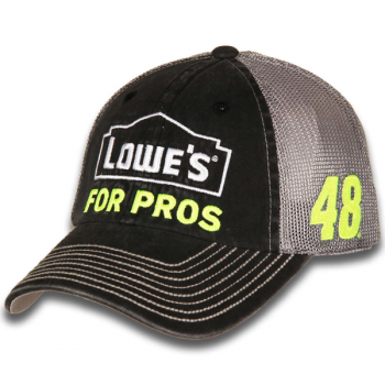 Lowes, # 48 - Jimmie Johnson Basecap