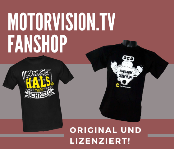 NASCAR Merchandise des TV-Senders Motorvion
