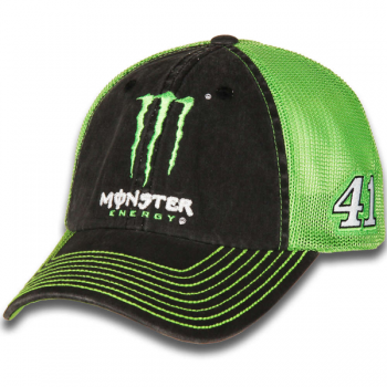 "Kurt Busch # 41 - ""Monster Energy"" Basecap"