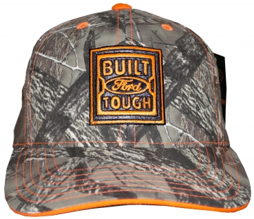 "Ford Cap ""Built Ford Tough"" - Camouflage"