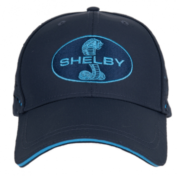 "Shelby Basecap - ""Navy Blue"""