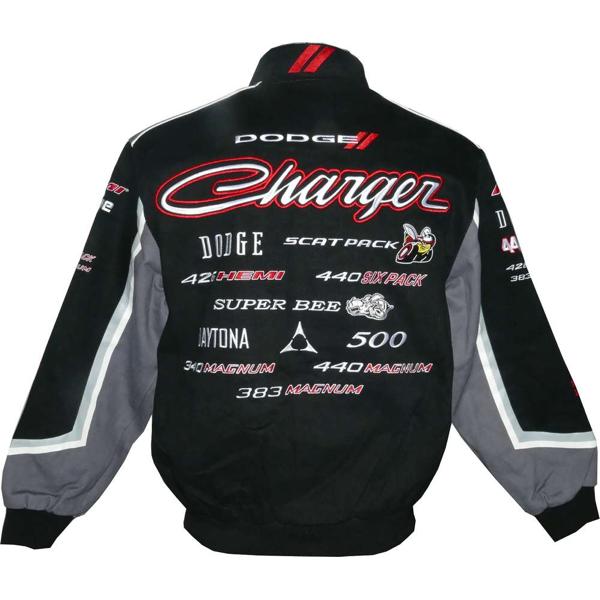 "dodge charger scat pack jacket Dodge Charger Jacket - ""Hellcat"""